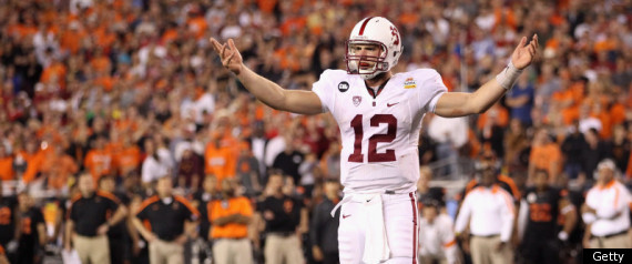 Andrew Luck Mock Draft
