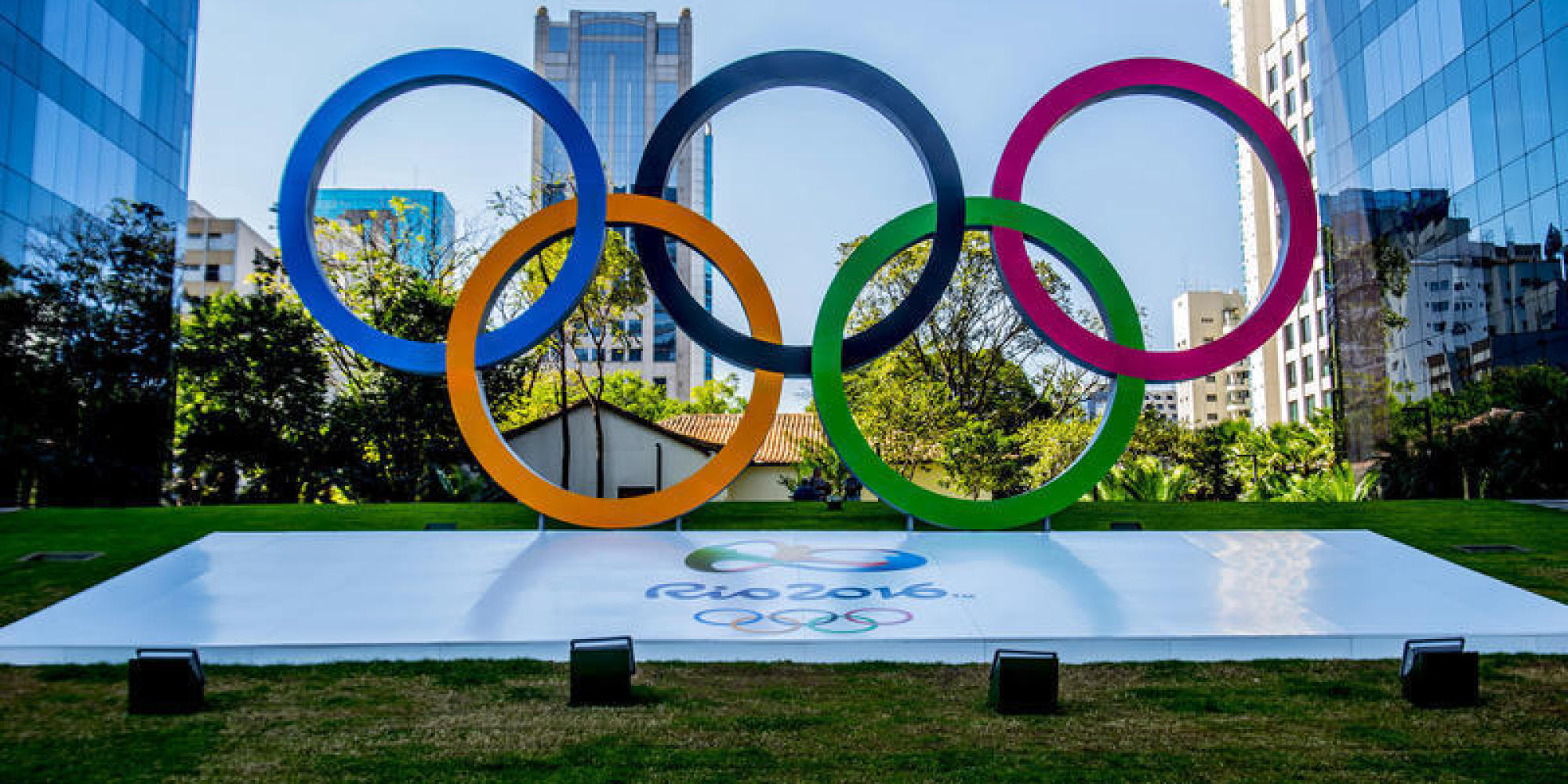 Olimpiadi sotto una cattiva stella il mio brasile non - Papa bagno chimico ...