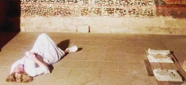 Madonna si gode la Puglia come dovremmo fare tutti noi