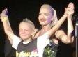 Gwen Stefani ha reso indimenticabile la serata di questo bambino bullizzato per anni