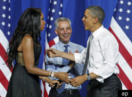 Obama Rallying Celebrities For Support, Cash