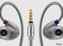 Des écouteurs qui s'adaptent à votre style de musique