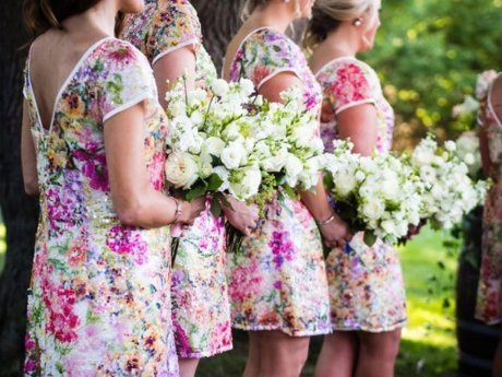24 Colorful Details That Will Make Your Wedding Really Pop