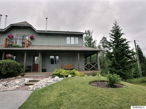 canmore home for sale