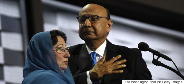 Why Khizr Khan's DNC Speech Was So Effective