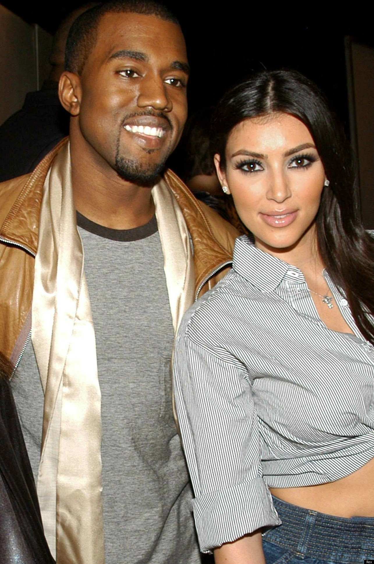 Friends Before Kim And Dating Kanye