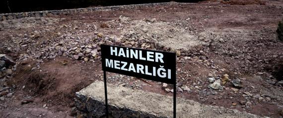TURKEY GRAVE