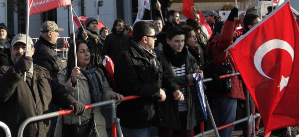 Erdogans Machtdemonstration: So stachelt der türkische Präsident seine Anhänger in Deutschland auf