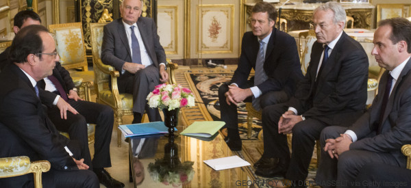 Gedanken über ein Gespräch mit Senatorin Nathalie Goulet