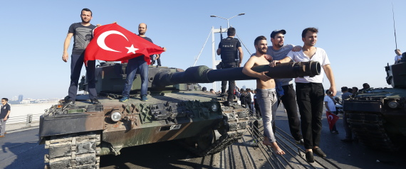 TANKS TURKEY