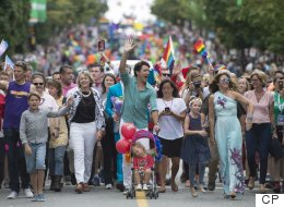 Vancouver Pride Parade: Trudeau Becomes First Sitting PM To Take Part