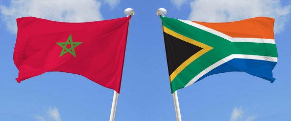 MAROC AFRIQUE DU SUD