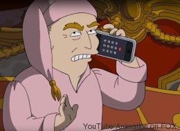 Les Simpson voteront pour Hillary Clinton