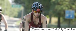 PANASONIC NEW YORK CITY TRIATHLON