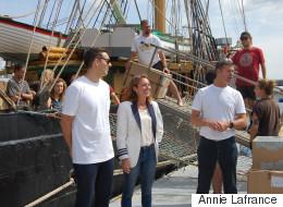 La collection capsule «carboneutre» Port Franc pour Simons arrive à Québec