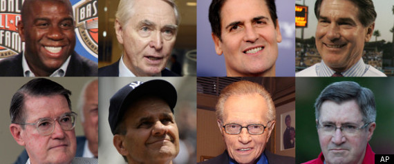 Dodgers Ownership Bids