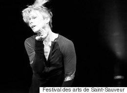 De grands noms au Festival des arts de Saint-Sauveur