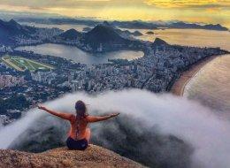 Les Brésiliens vous montrent leur Rio, hors des sentiers battus (PHOTOS)