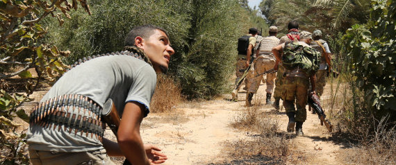 LIBIA 31 DE JULIO