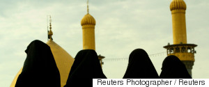 MUSLIM WOMEN OPPRESSED