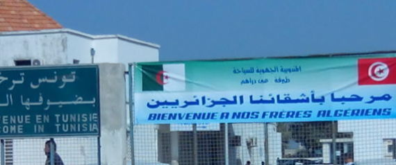 TUNISIE ALGRIE