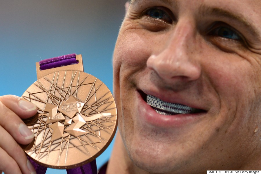 ryan lochte london medal