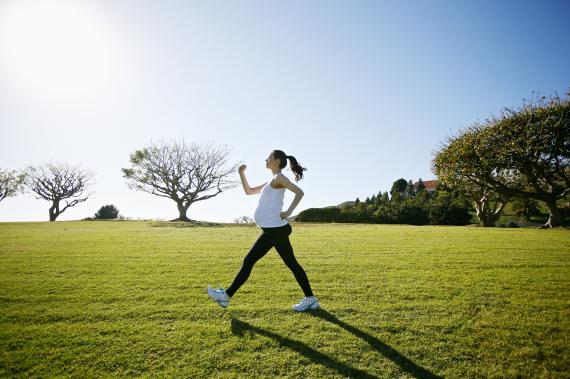 pregnancy sport