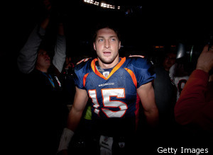 Tebow Time Gone