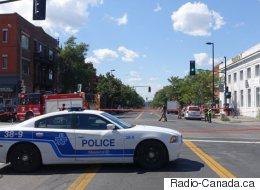 Deux piétonnes happées par un camion à Montréal: l'une est décédée