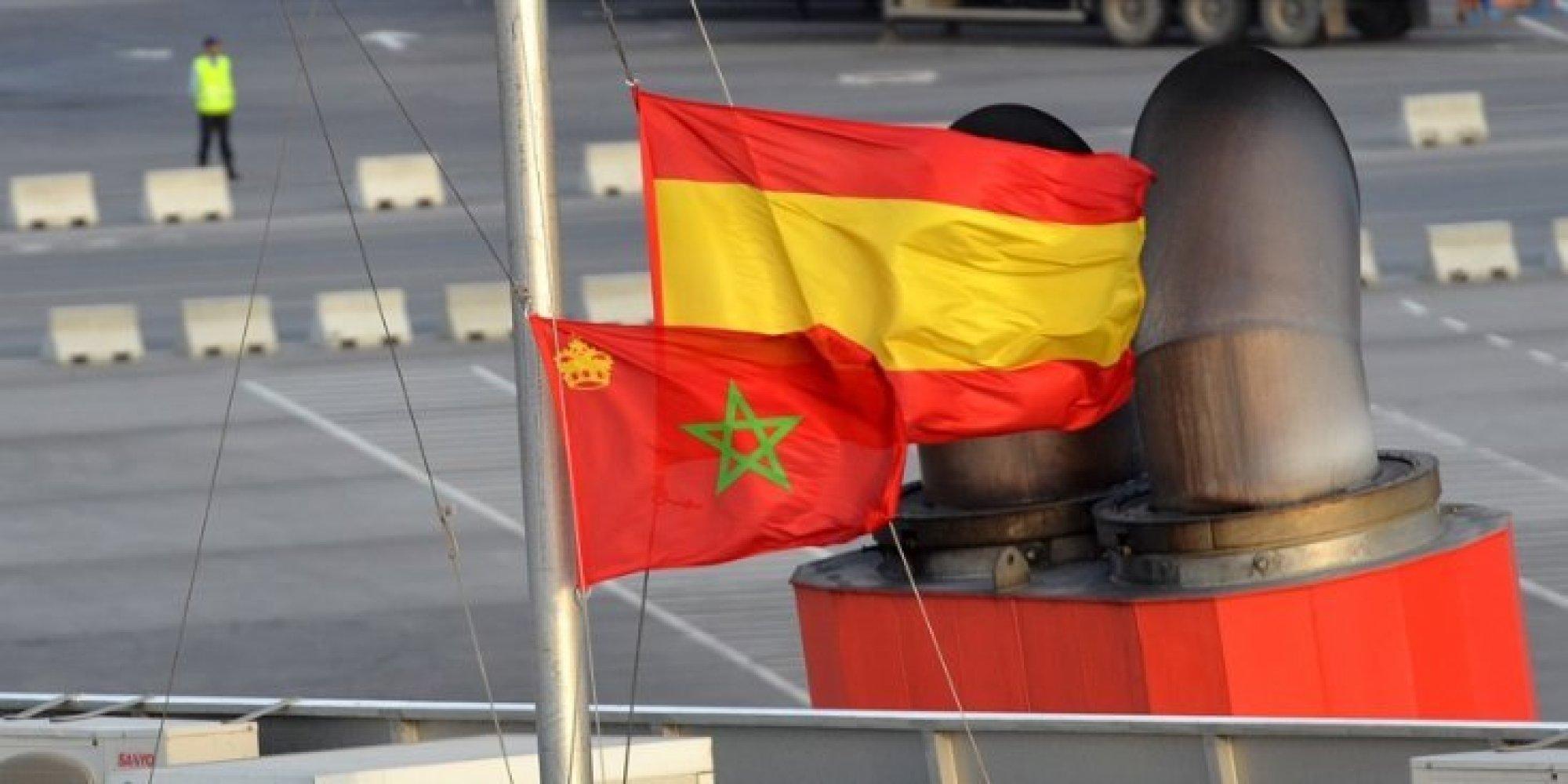 Rencontre espagne maroc