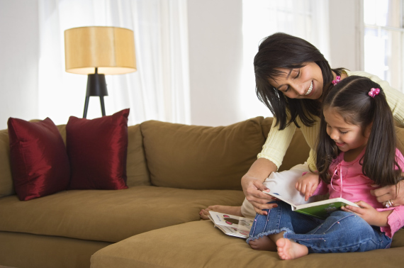 child read