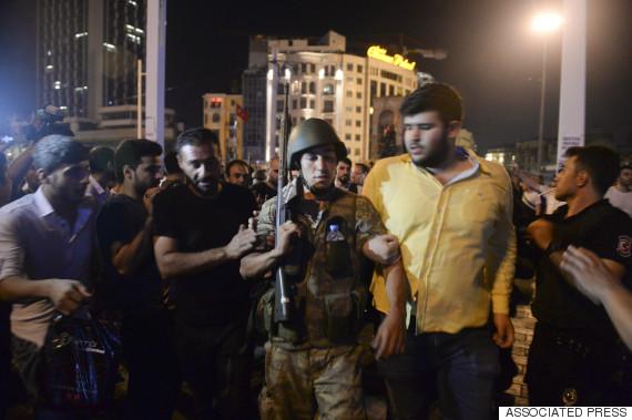 turkey coup arrest
