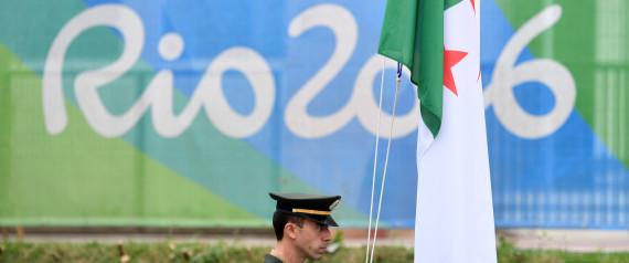 ALGERIA OLYMPICS