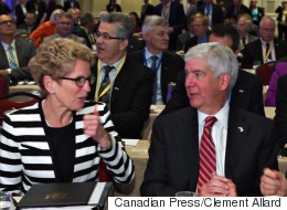 Ontario, Michigan Join Forces On Auto Industry