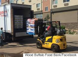 Another Fire Costs Fort McMurray Food Bank $200,000 Worth Of Food