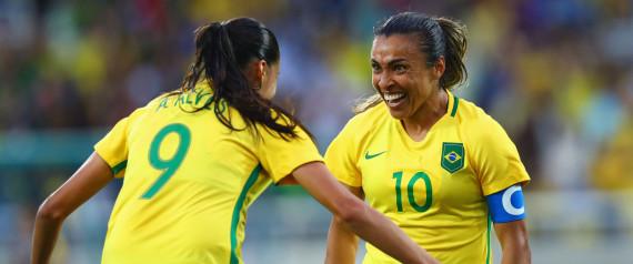 WOMEN BRAZIL OLYMPICS