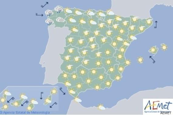 mapa jueves 4 de agosto