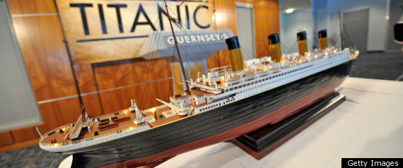 Titanic Artifacts Auction