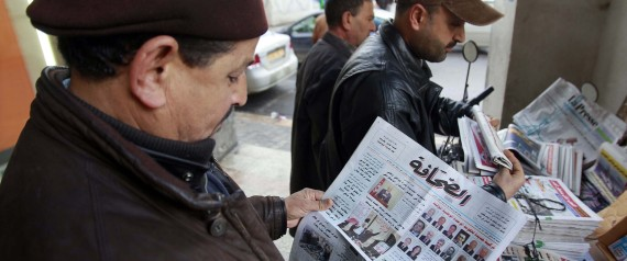 TUNISIAN NEWSPAPERS