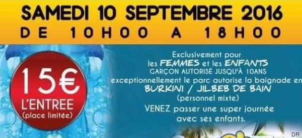 Deux parlementaires PS prennent la défense de la journée burkini à Marseille