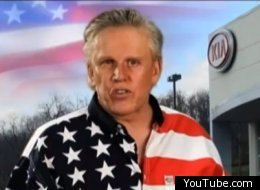 WATCH: Very Weird Gary Busey Car Adverts