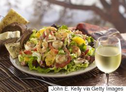 8 salades qui aiment bien le vin