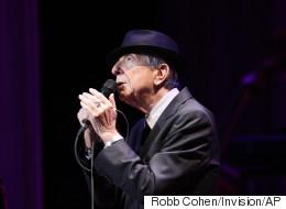 Les hommages à Leonard Cohen