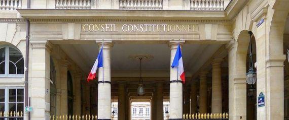 LOI TRAVAIL CONSEIL CONSTITUTIONNEL
