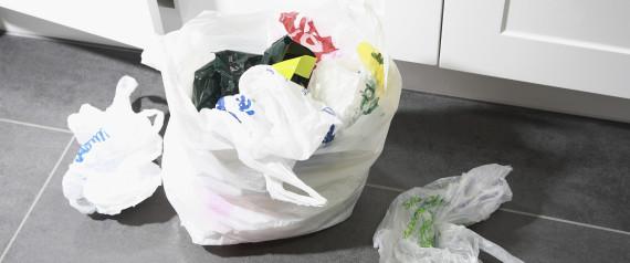 GROCERIES PLASTIC BAG