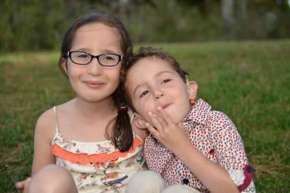 filhos do casal