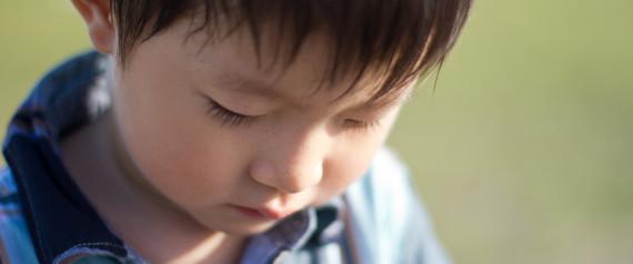 JAPAN CHILD SAD