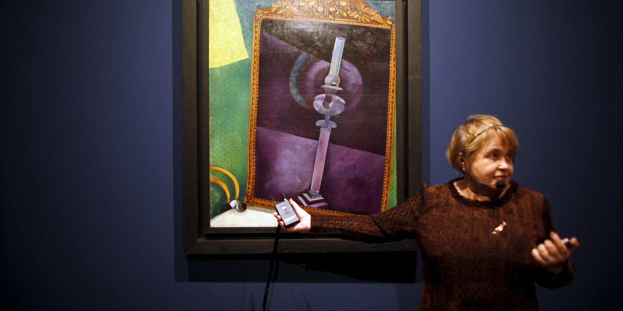 Un Chagall méconnu à Landerneau - Le Huffington Post