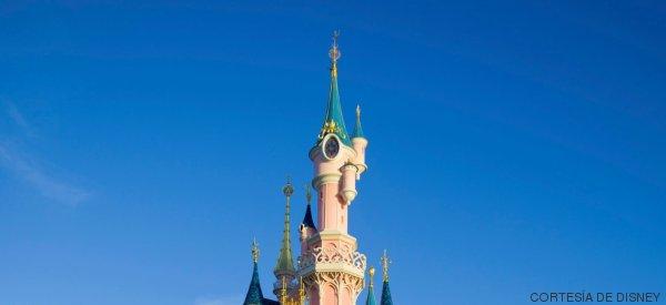 Por qué el castillo es rosa y otras 27 curiosidades de Disneyland Paris