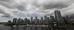 Vancouver Rain Clouds